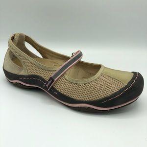 Jambu Eclipse Mesh Shoes Mary Janes